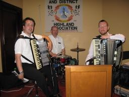 Nicky McMichen Scottish Dance Band